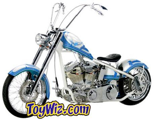 Orange County Choppers Lucy's Bike Diecast Vehicle