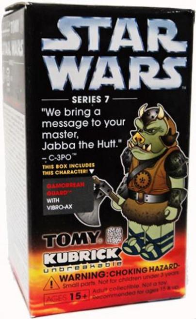 Star Wars Return of the Jedi Kubrick Series 7 Gamorrean Guard Mini Figure