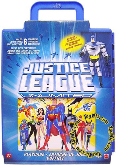 Justice League Unlimited Playcase Action Figure Accessory