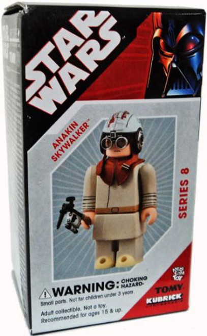 Star Wars The Phantom Menace Tomy Kubrick Series 8 Anakin Skywalker Mini Figure