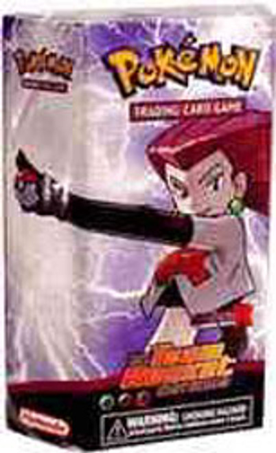 Pokemon EX Team Rocket Returns Jessie Theme Deck [Sealed Deck]