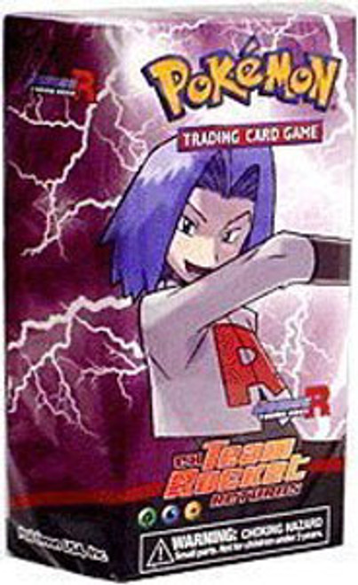 Pokemon EX Team Rocket Returns James Theme Deck [Sealed Deck]