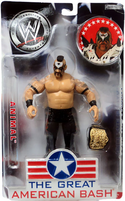 WWE Wrestling The Great American Bash Animal Action Figure