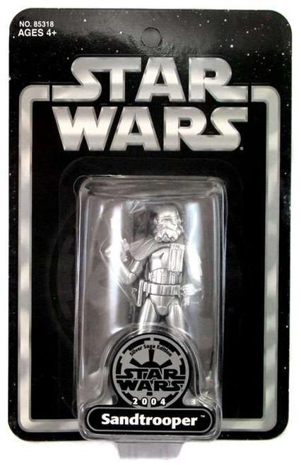 Star Wars Exclusives Sandtrooper Exclusive Action Figure [Silver]