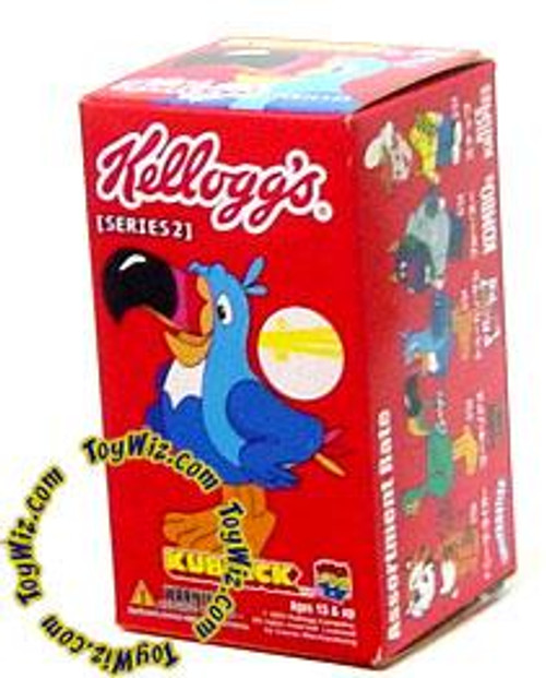 Kellogg's Kubrick Series 2 Kellog's Series 2 Mystery Pack