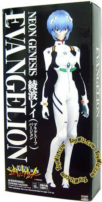 Neon Genesis Evangelion Real Action Heroes Rei Ayanami Collectible Figure