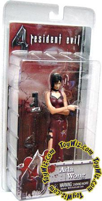 NECA Resident Evil 4 Series 1 Ada Wong Action Figure