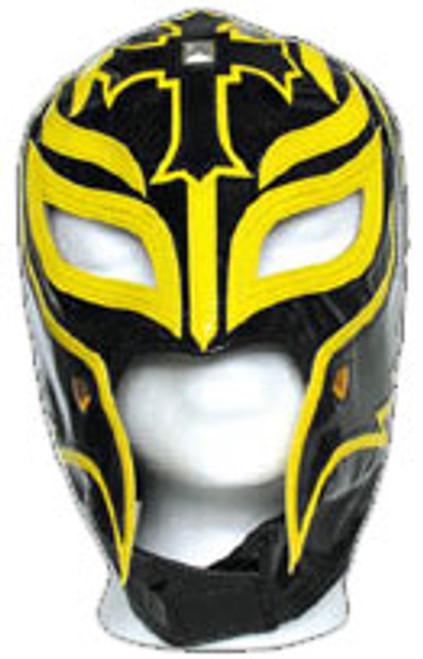 WWE Wrestling WCW Rey Mysterio Replica Mask [Youth, Black & Yellow]
