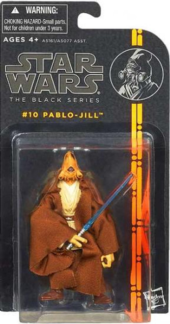 Star Wars Attack of the Clones Black Series Wave 2 Pablo-Jill Action Figure #10