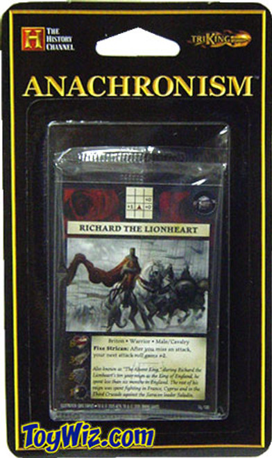 Anachronism Briton Richard the Lionheart Warrior Pack