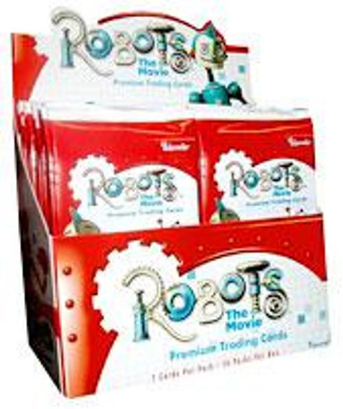 Robots Trading Card Box
