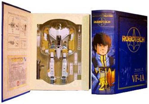Robotech Macross Masterpiece Collection Volume 2 VF-1A Ben Dixon Action Figure