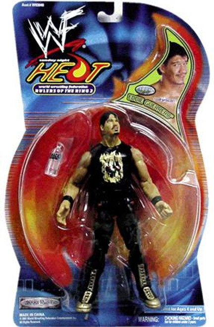 WWE Wrestling Sunday Night Heat Eddie Guerrero Action Figure