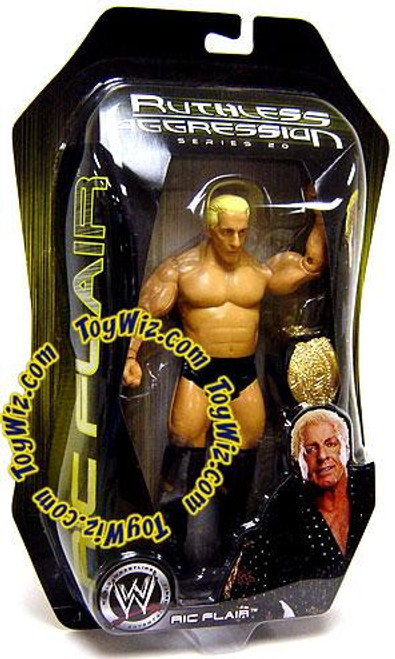 WWE Wrestling Ruthless Aggression Series 20 Ric Flair Action Figure