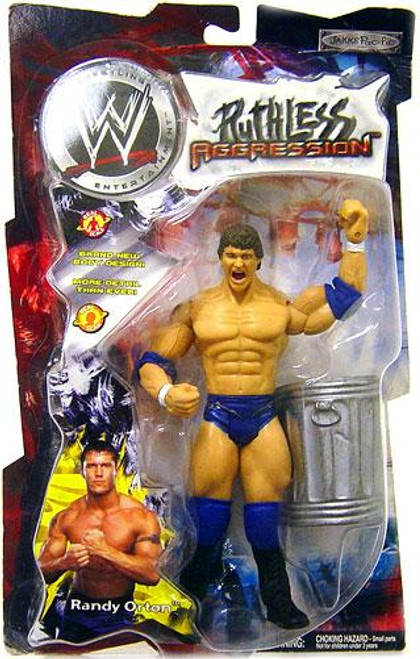 WWE Wrestling Ruthless Aggression Series 1 Randy Orton Action Figure