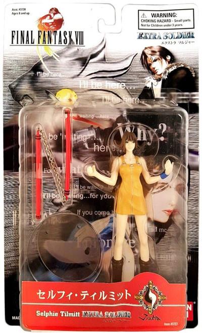 Final Fantasy VIII Extra Soldier Selphie Tilmitt Figure
