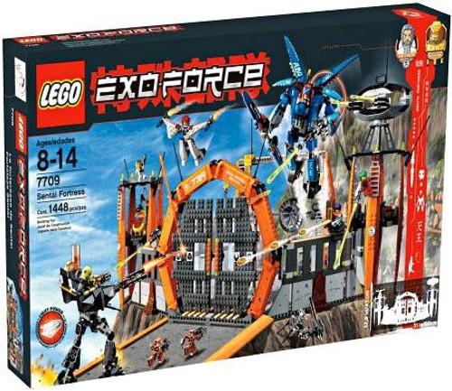 LEGO Exo Force Sentai Fortress Set #7709