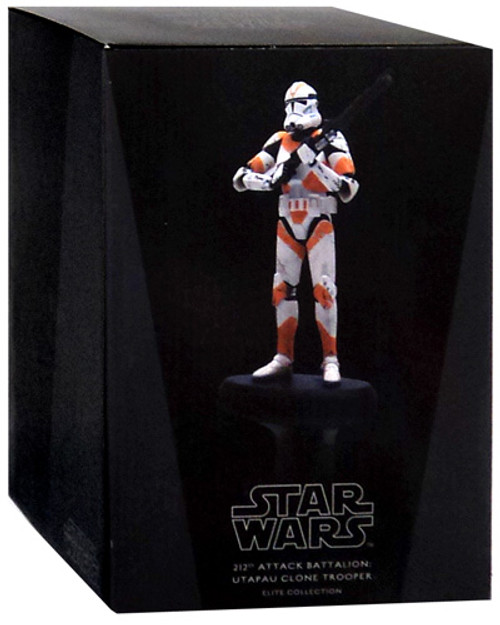 Star Wars Revenge of the Sith Utapau Clone Trooper 1/10 Statue