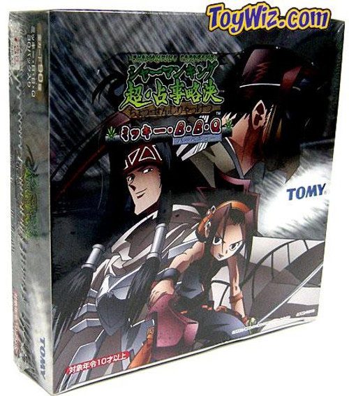 Shaman King BBQ Series Booster Pack