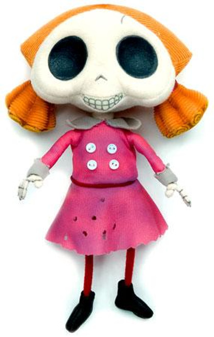 McFarlane Toys Corpse Bride Bean Dolls Skeleton Girl Plush