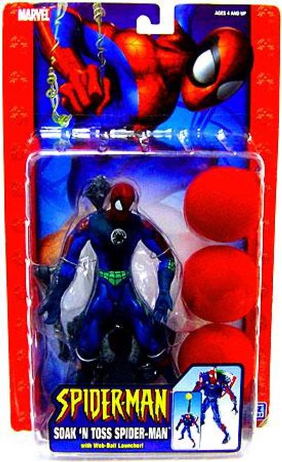 Soak 'N Toss Spider-Man Action Figure