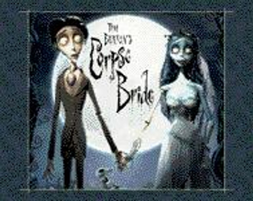 The Corpse Bride Softcover Book