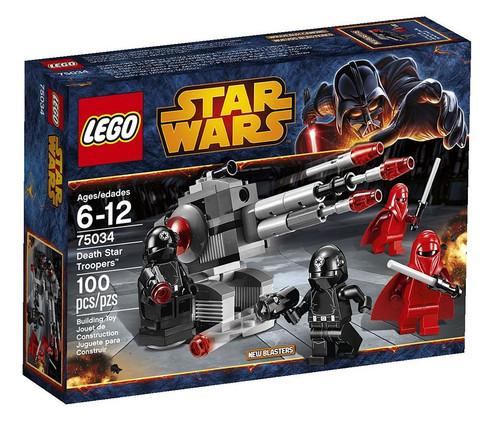 LEGO Star Wars Return of the Jedi Death Star Troopers Set #75034