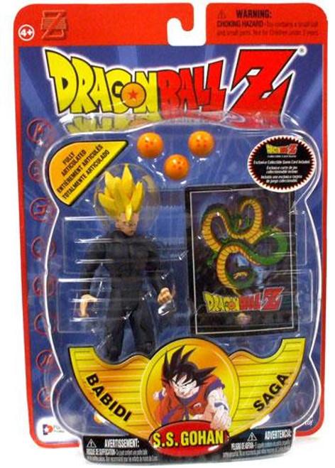 Dragon Ball Z Series 8 Babidi Saga Gohan Action Figure [Super Saiyan]