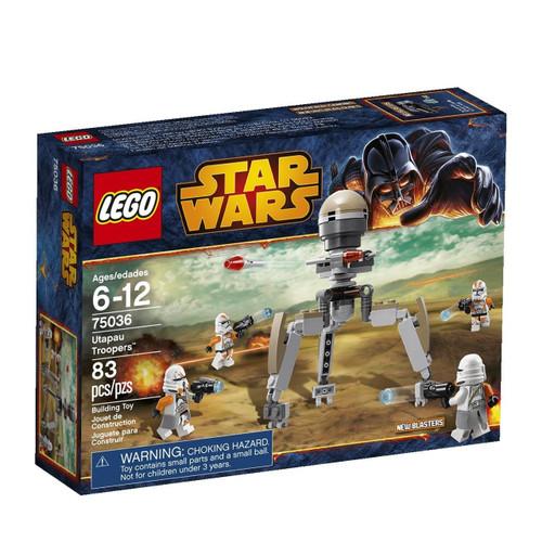 LEGO Star Wars Revenge of the Sith Utapau Troopers Set #75036
