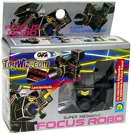 Super Transformazione Focus Robo Diecast Toy