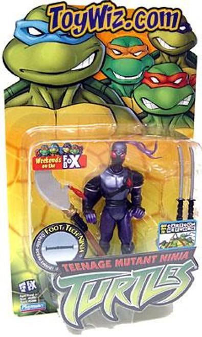 Teenage Mutant Ninja Turtles 2003 Foot Tech Ninja Action Figure