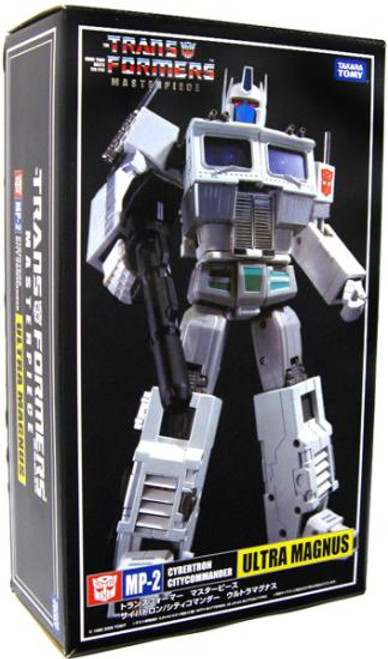 Transformers Japanese Masterpiece Collection Ultra Magnus Action Figure MP-2