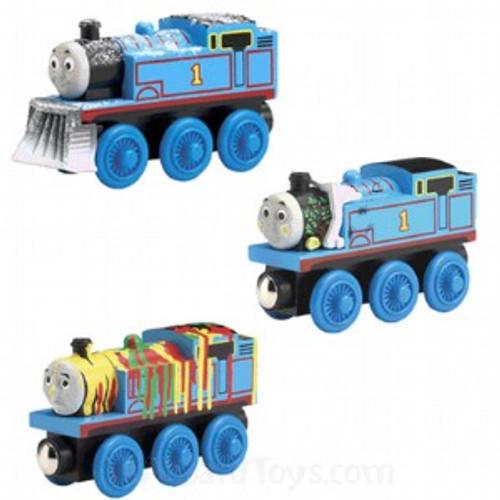 Thomas & Friends Wooden Railway Adventures of Thomas Train Set