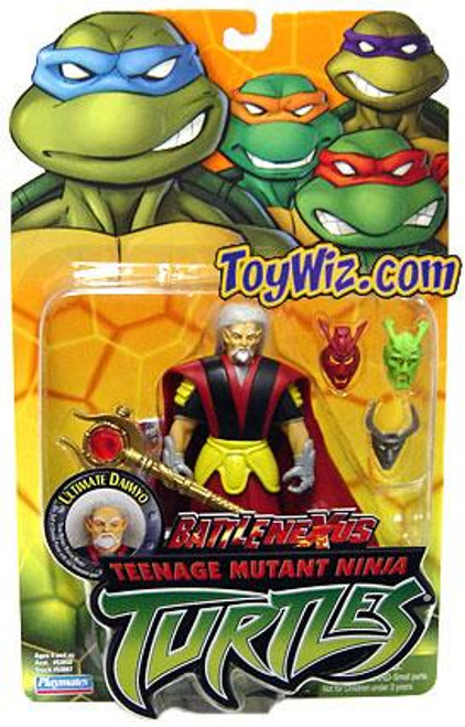 Teenage Mutant Ninja Turtles 2003 Battle Nexus Ultimate Daimyo Action Figure