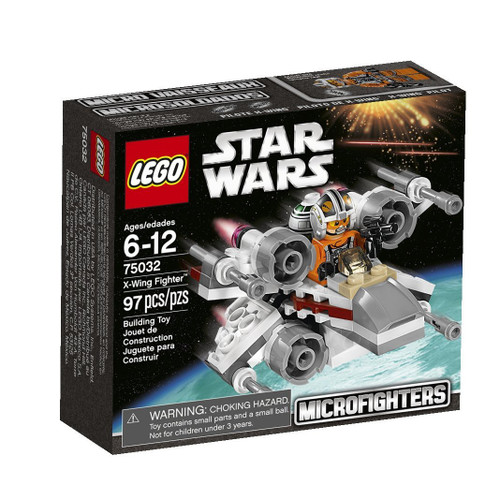 LEGO Star Wars A New Hope Microfighters X-Wing Fighter Set #75032