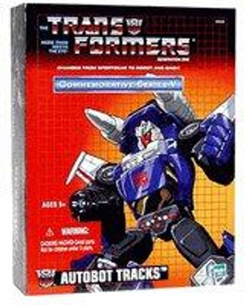 Transformers Generation 1 Commemorative Series V Tracks Action Figure