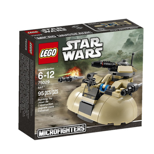 LEGO Star Wars The Clone Wars Microfighters AAT Set #75029