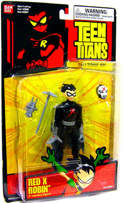 Teen Titans Go! Robin Action Figure [Red X]