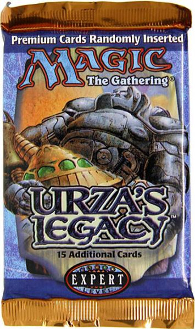 MtG Urza's Legacy Booster Pack
