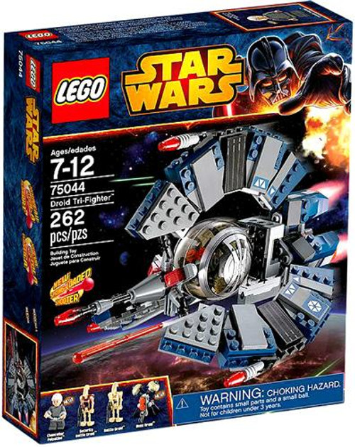 LEGO Star Wars Revenge of the Sith Droid Tri-fighter Set #75044