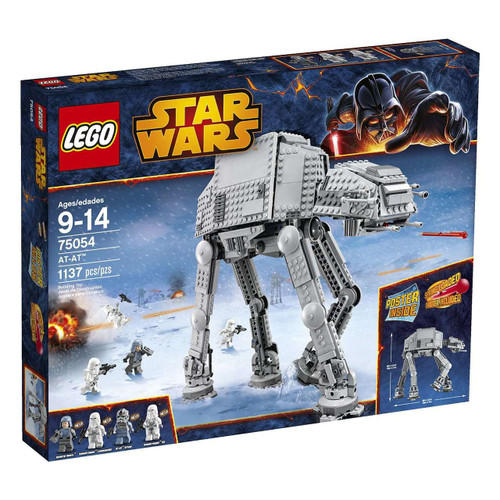 LEGO Star Wars The Empire Strikes Back AT-AT Set #75054