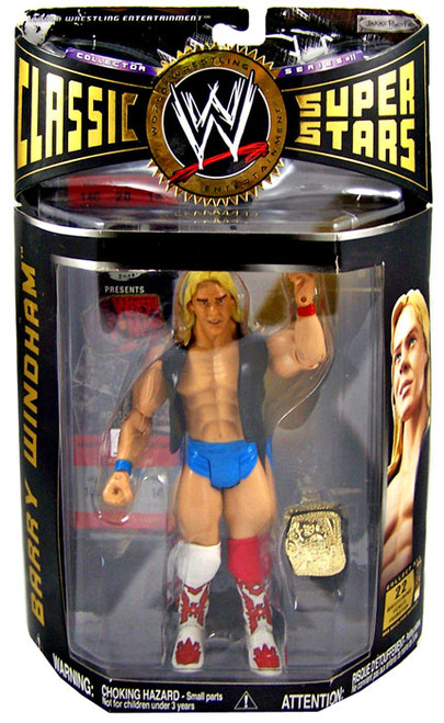 WWE Wrestling Classic Superstars Series 11 Barry Windham Action Figure