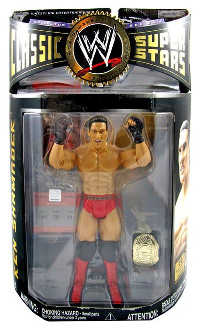 WWE Wrestling Classic Superstars Series 11 Ken Shamrock Action Figure