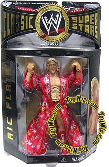 WWE Wrestling Classic Superstars Series 2 Ric Flair Action Figure