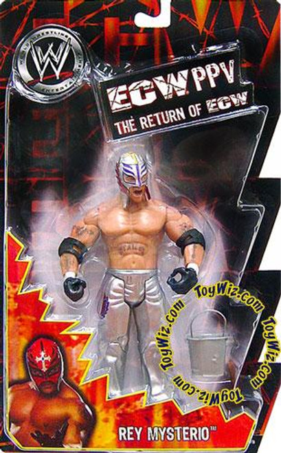 WWE Wrestling ECW PPV Series 9 Rey Mysterio Action Figure
