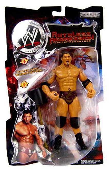 WWE Wrestling Ruthless Aggression Series 2 Batista Action Figure