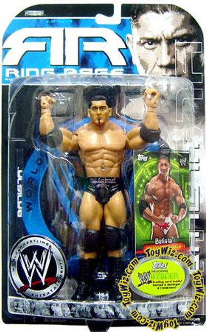 WWE Wrestling Ruthless Aggression Series 20.5 Ring Rage Batista Action Figure