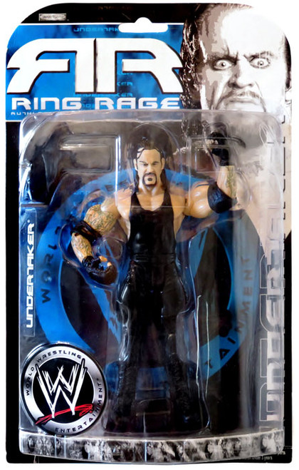 WWE Wrestling Ruthless Aggression Series 20.5 Ring Rage Undertaker Action Figure