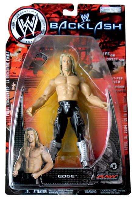 WWE Wrestling Backlash Series 2003 Edge Action Figure
