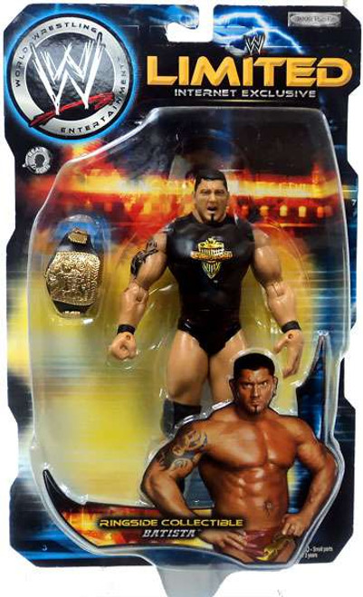 WWE Wrestling Exclusives Batista Exclusive Action Figure